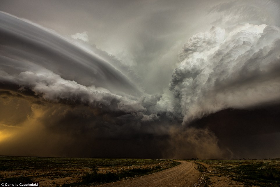 Финалисты конкурса фотографий погодных явлений Weather Photographer of the Year 2016