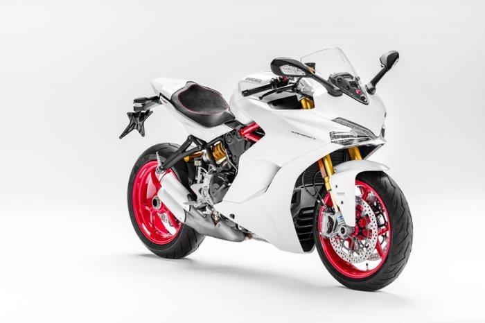 Мотоцикл Ducati SuperSport 2017