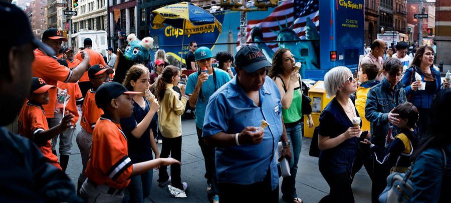 11 фотографий на городских улицах с удивительными совпадениями