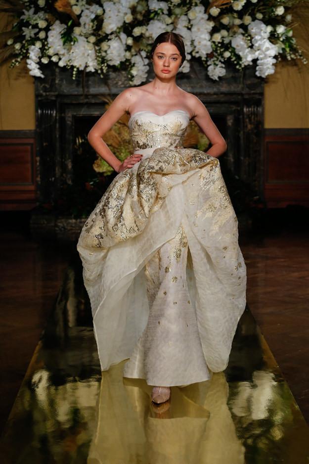 27 волшебных свадебных платьев