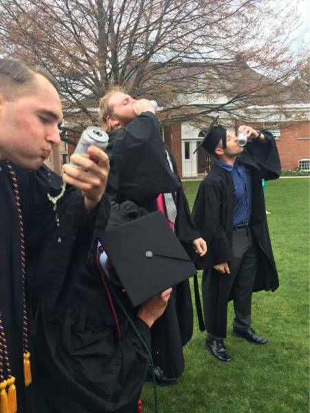 Как отдыхают американские студенты
