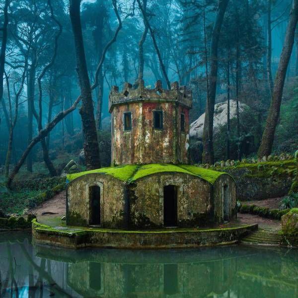 Красивые фотографии заброшенных мест