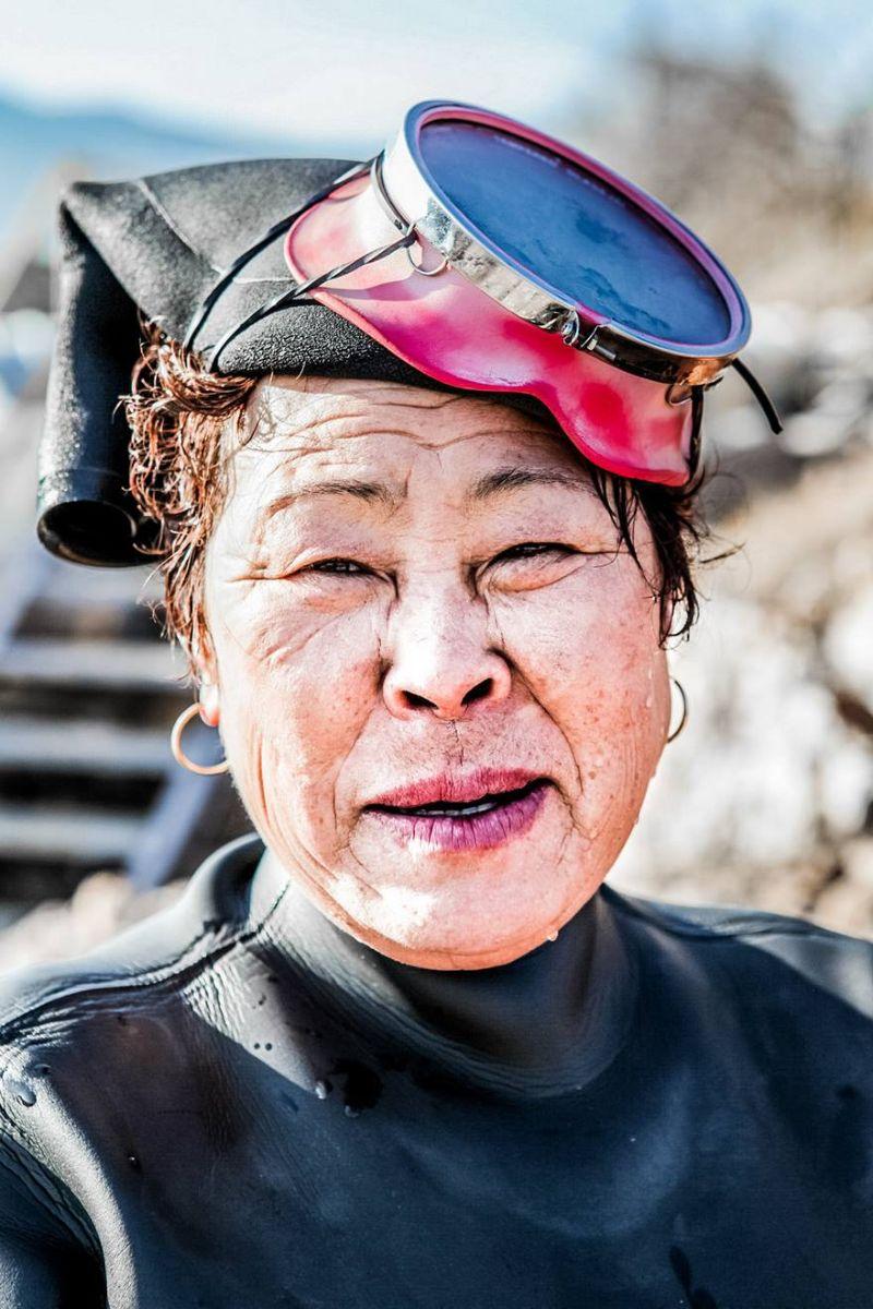 Последнее поколение корейских бабушек-ныряльщиц