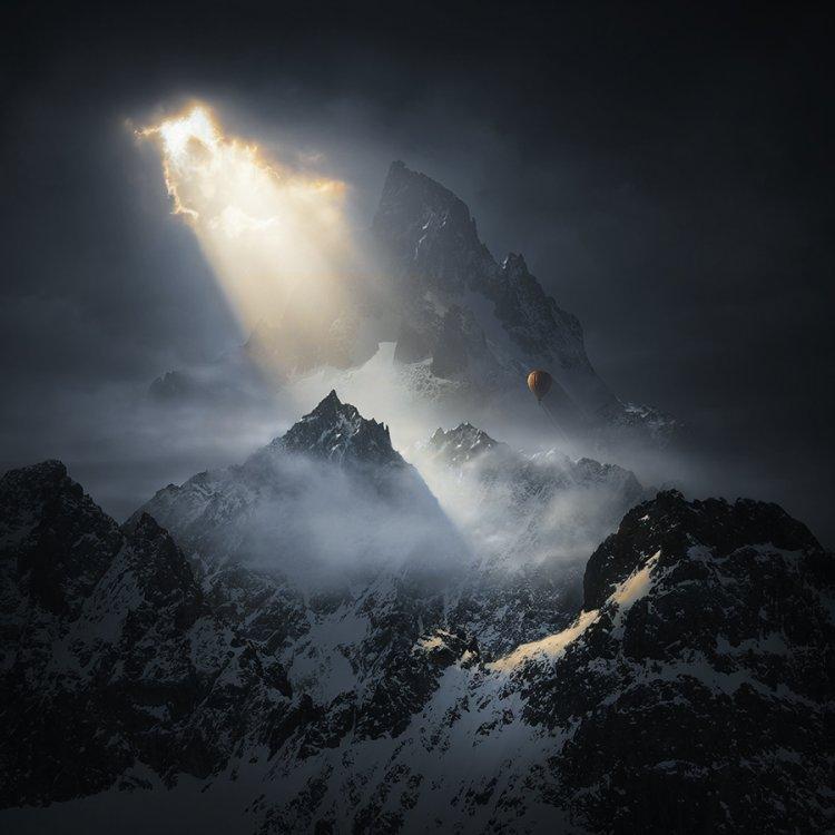 Пугающие постапокалиптические миры от Михала Карца