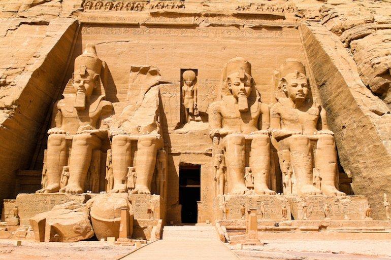Величайшие храмы Древнего Египта