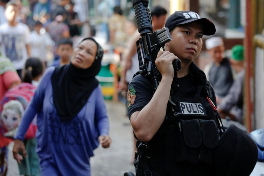 Война с наркотиками на Филиппинах