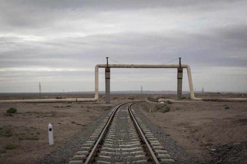 Заброшенный городок 404, который был базой атомных бомб Китая