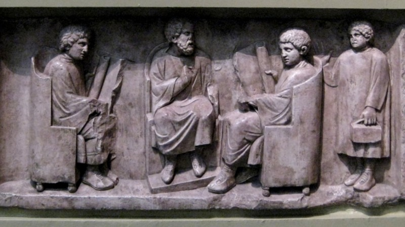 10 странных и пугающих законов Древнего Рима
