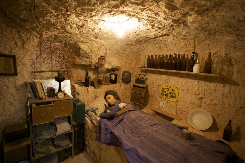 Впечатляющие подземные достопримечательности мира