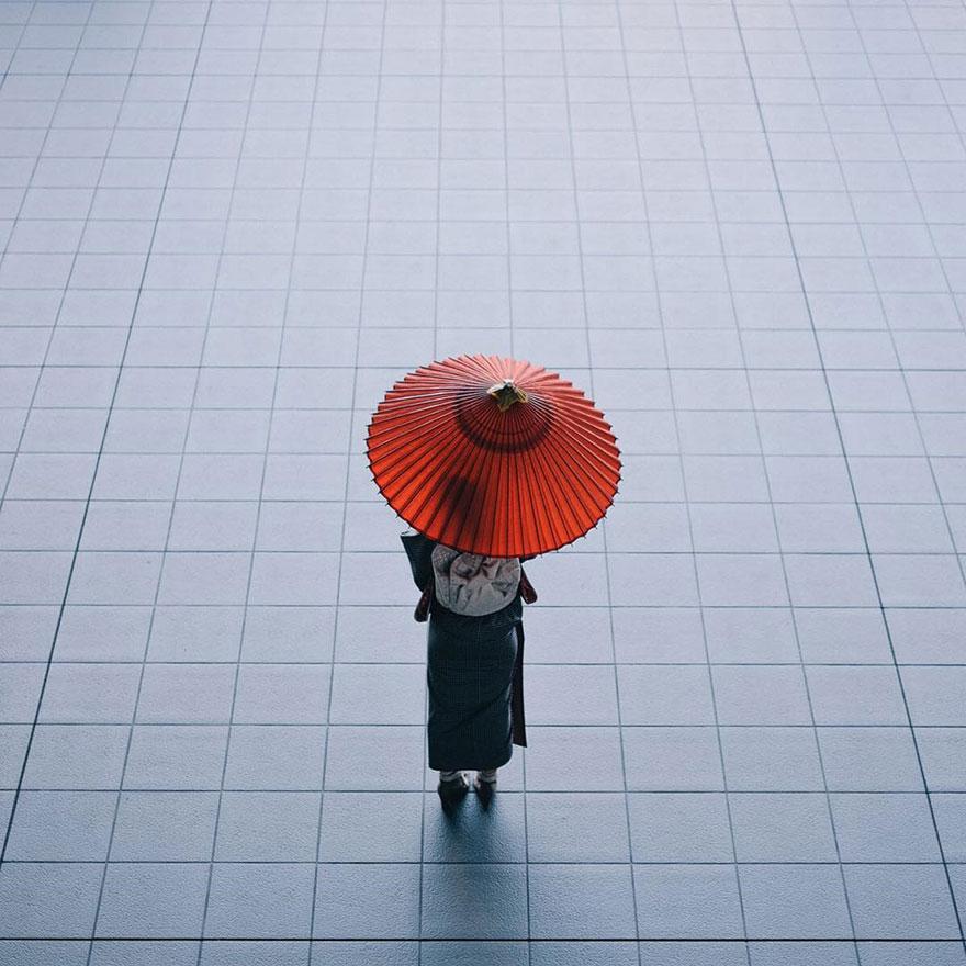 20 кадров уличной фотографии из Японии