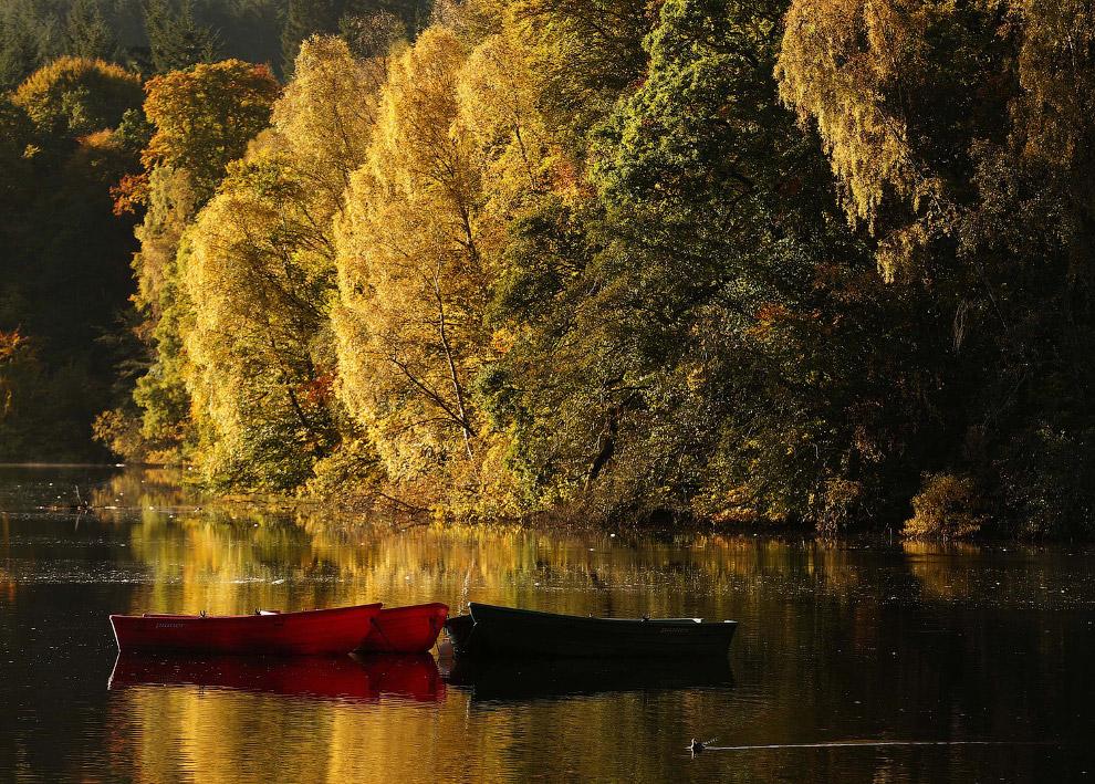 Красивые осенние пейзажи со всего мира
