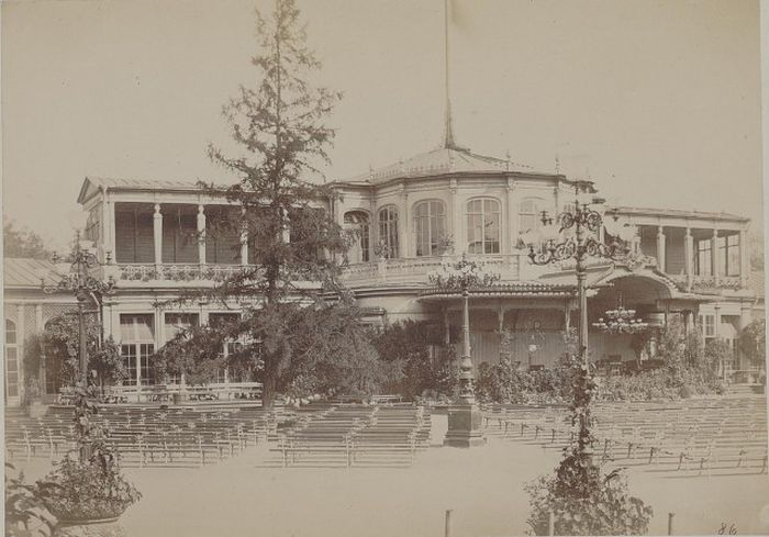 Санкт-Петербург и его окрестности в 1860-е годы
