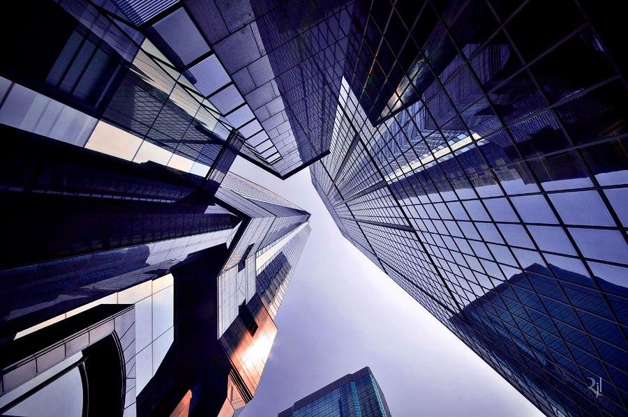 Вертикальные горизонты: высотные здания Гонконга