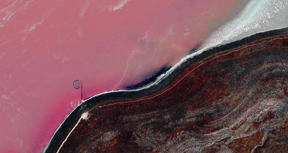 Красота нашей планеты с высоты