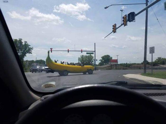 Чего только не увидишь на дорогах: странные автомобили