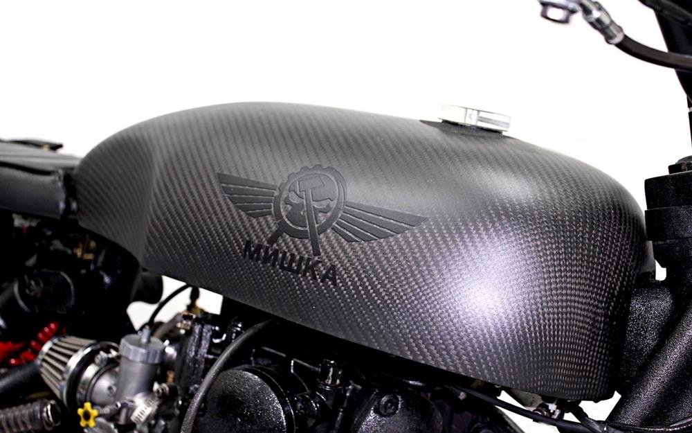 Скрэмблер Yamaha XS650 от мастерской White Collar Bike
