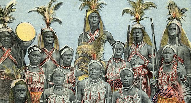 15 фактов о дагомейских амазонках