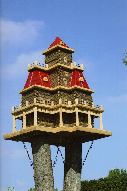 Птичьи пентхаусы