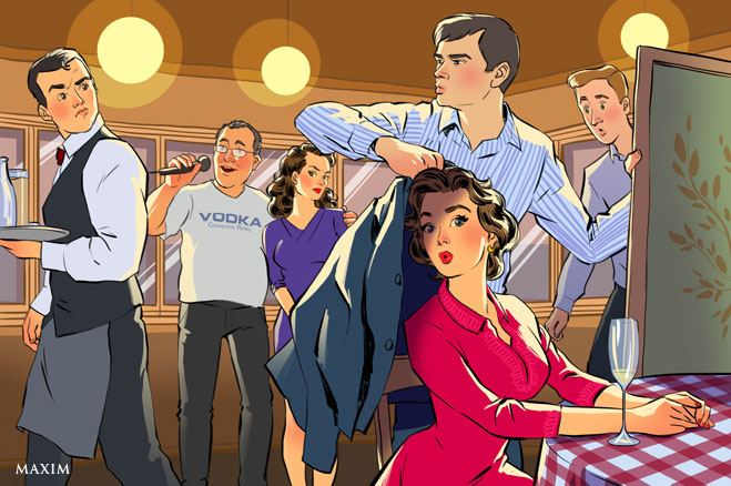 10 типов мужчин, которые отпугивают девушек на первом же свидании