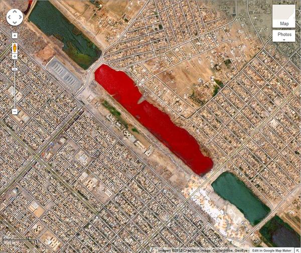 11 невероятных открытий, которые были сделаны благодаря картам Google