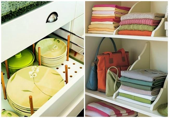 15 мест для хранения каждой вещи в доме