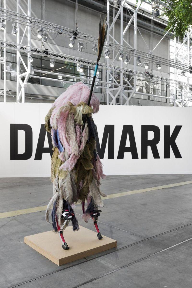 Галереи с экспонатами современного искусства