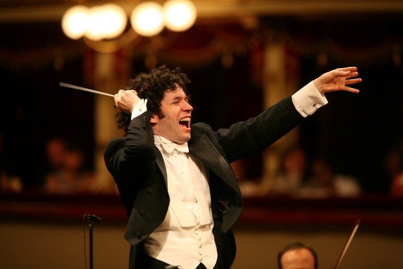 Дирижеры и их лица на репетициях оркестра