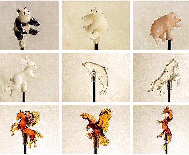 Реалистичные леденцы от Шинри Тэдзуки