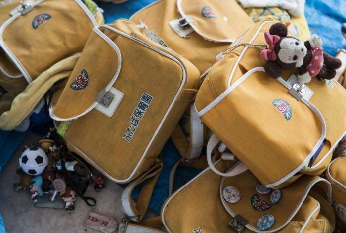Заброшенная Фукусима спустя 5,5 лет
