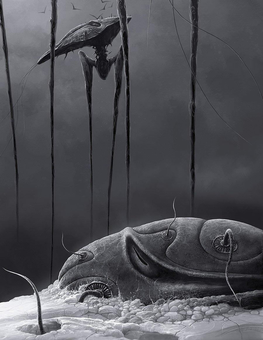Арт работы Алексея Егорова