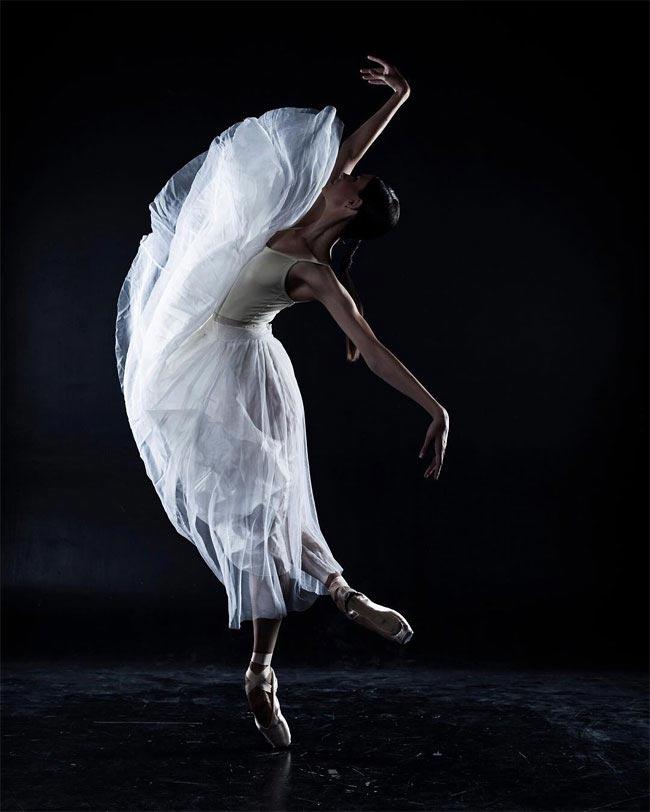 Красота балета глазами балерины