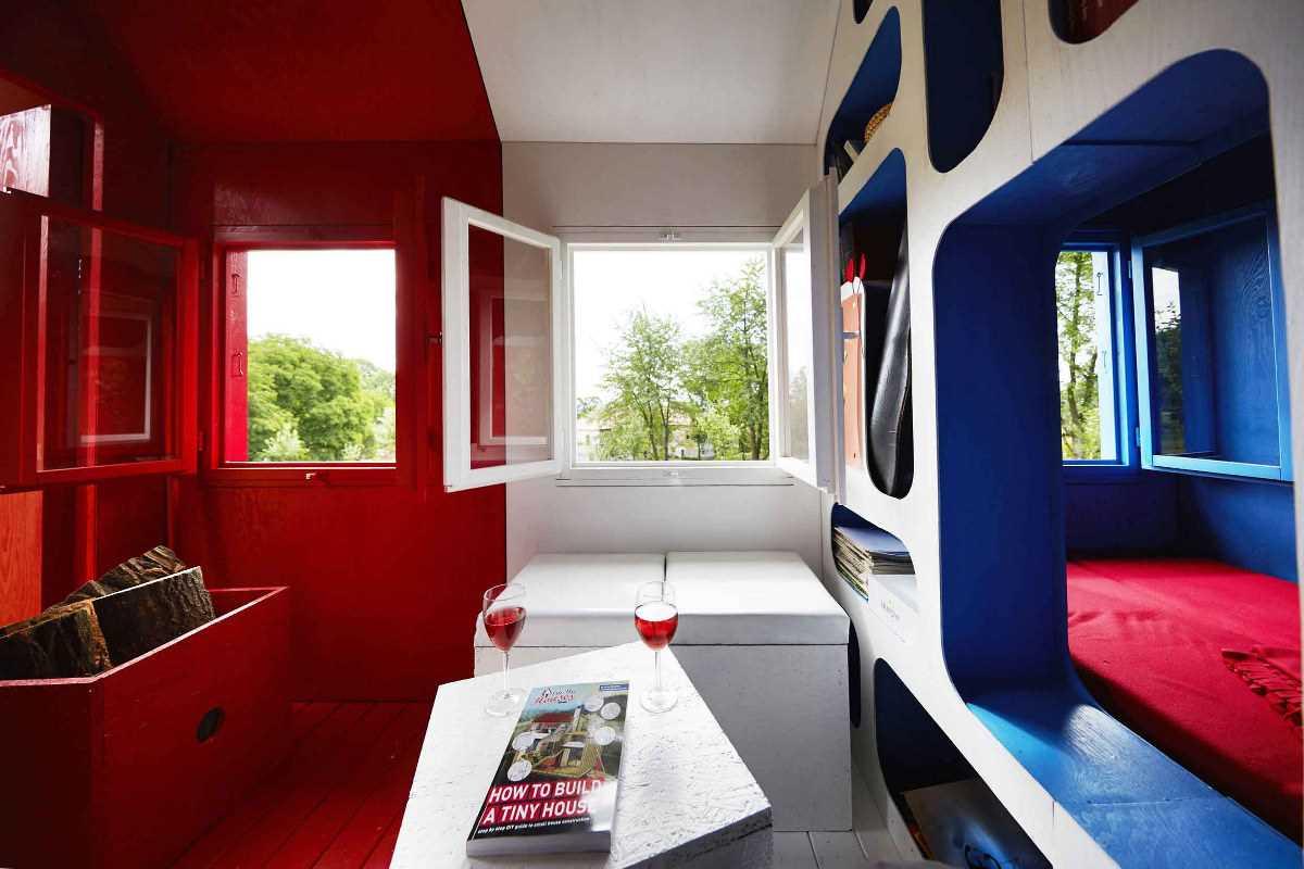 Чешский архитектор спроектировал крошечный дом за 1200 долларов