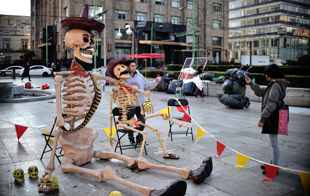 День Мертвых: один из самых ярких праздников Мексики