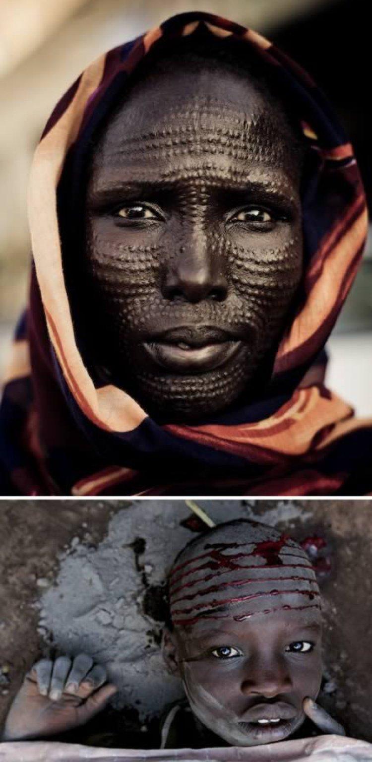 Самые экстремальные модификации тела в разных культурах
