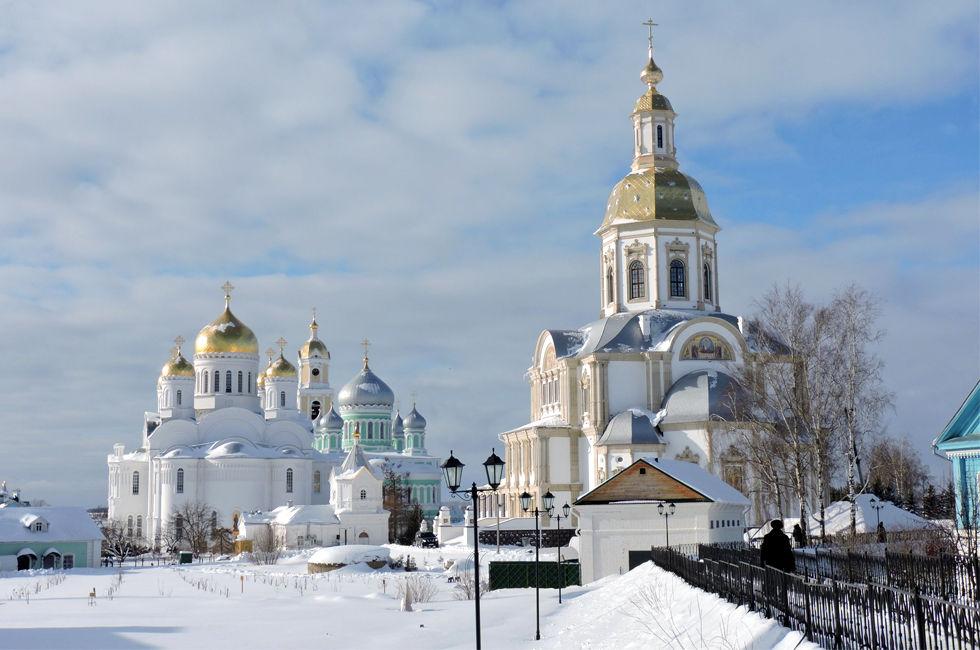 7 русских мест силы