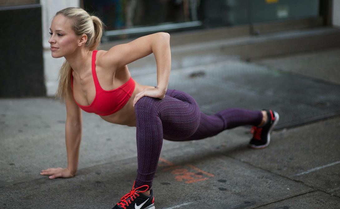 7 фитнес-фавориток на которых приятно посмотреть