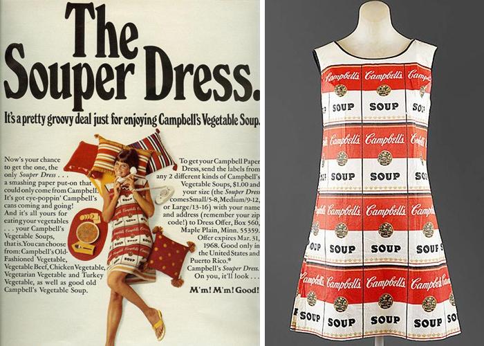 История бумажной моды: картонные шляпки и платья из золотой фольги