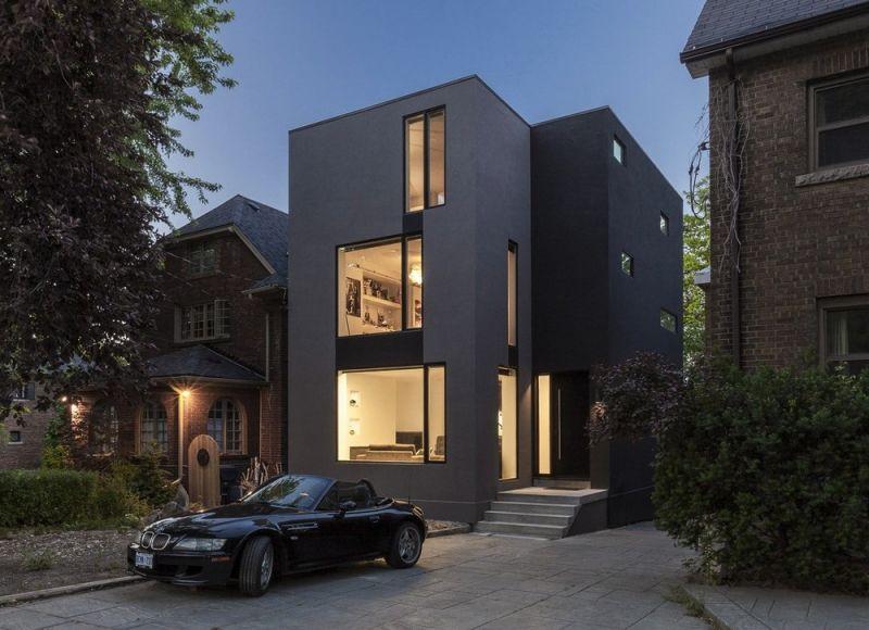Обновлённый дом в Канаде