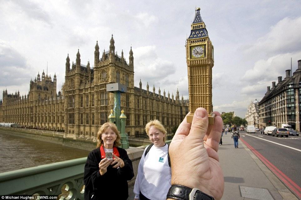 Туристические достопримечательности, заслонённые своими дешевыми копиями