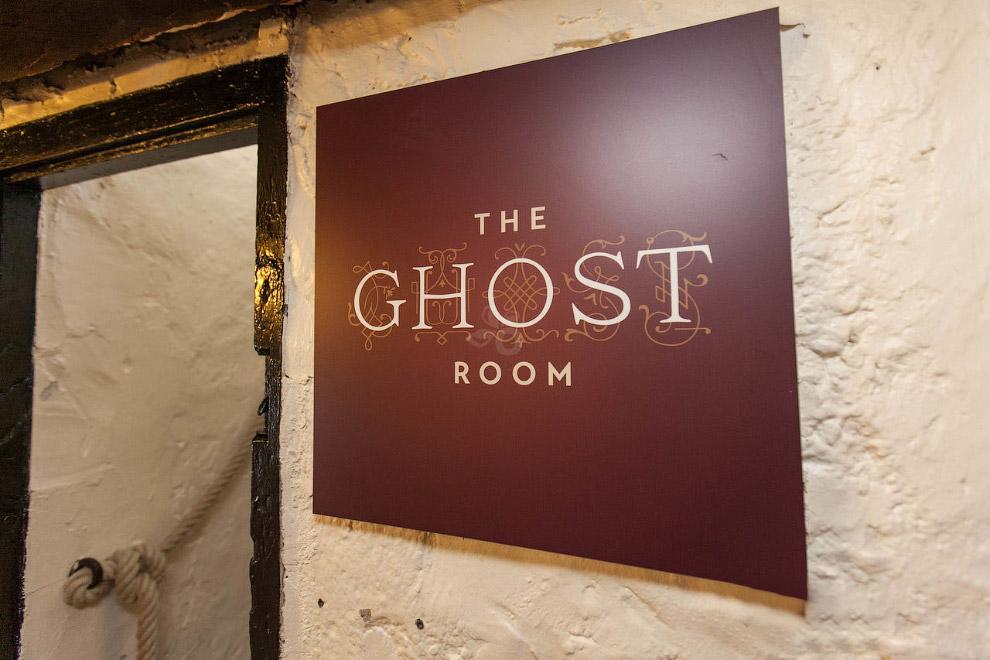Лучшие отели с привидениями