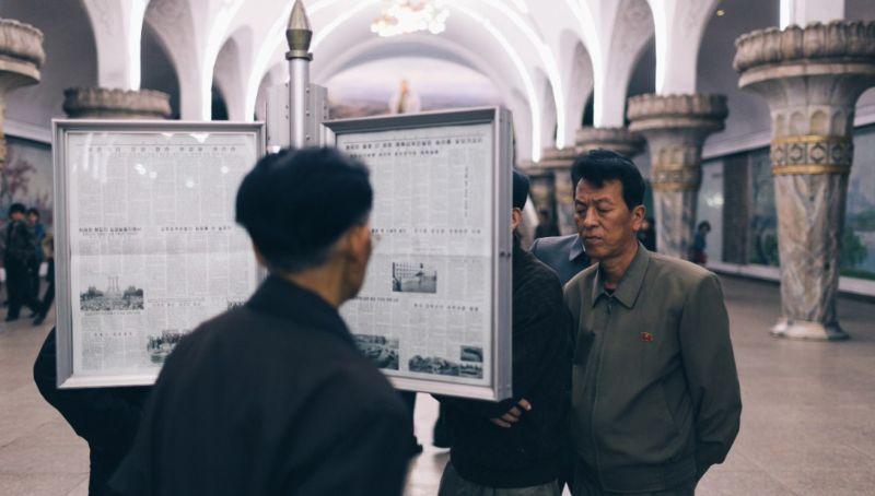 Метро Северной Кореи глазами фотографа из Гонконга