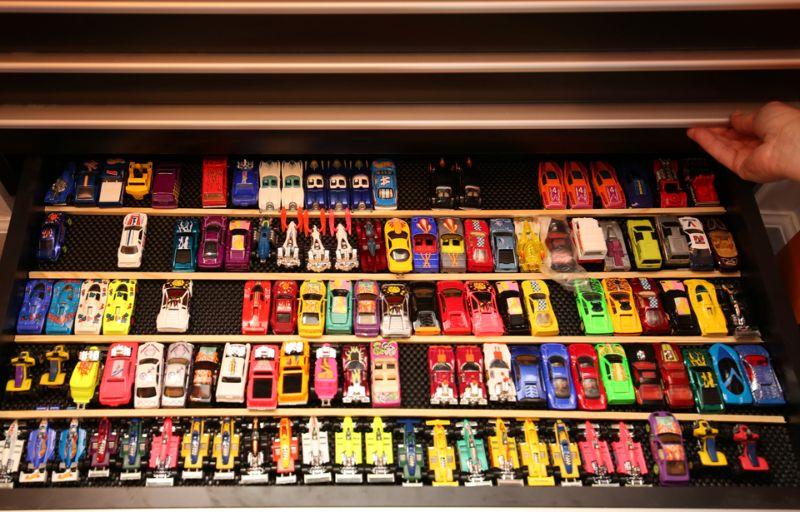 Коллекция машинок Hot Wheels, оцененная в миллион долларов
