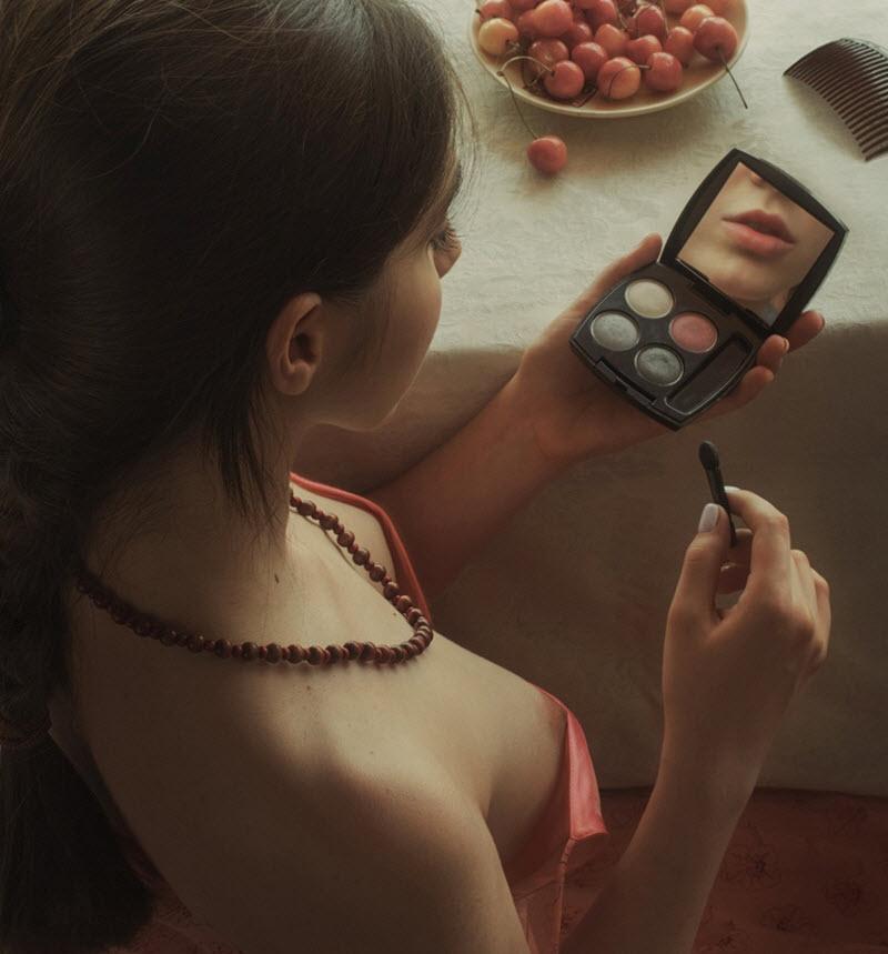 Красивые и веселые эротические снимки от Дэвида Дубнитского