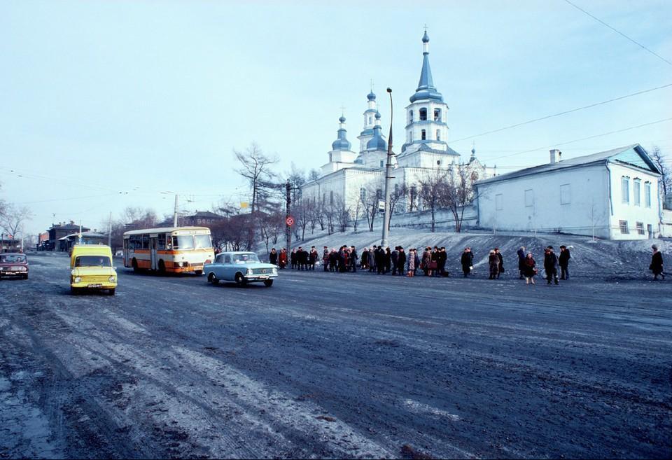 Советский Союз 1982 года: последний год брежневской эры