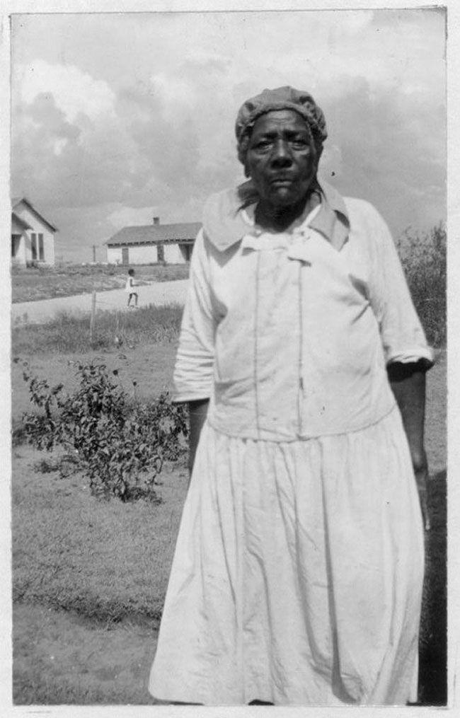 Уникальные фотографии бывших американских рабов