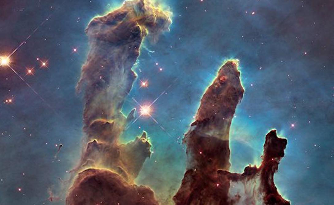 Великолепные снимки космического телескопа Хаббл