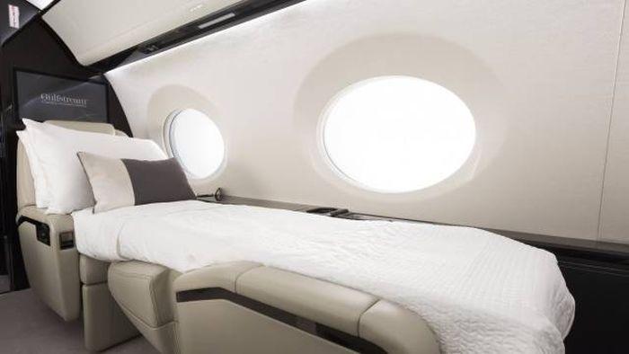 Gulfstream G500 задал новый стандарт для частных самолетов