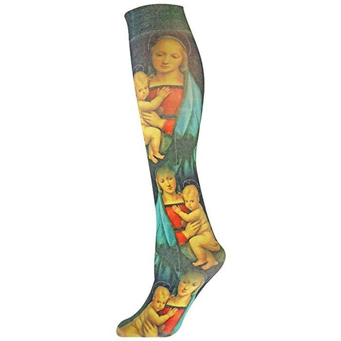 Художественные носки для ценителей искусства