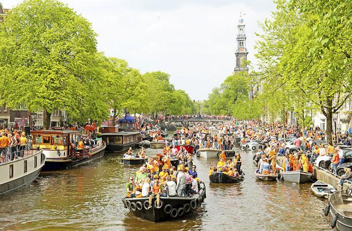 Интересные особенности голландцев