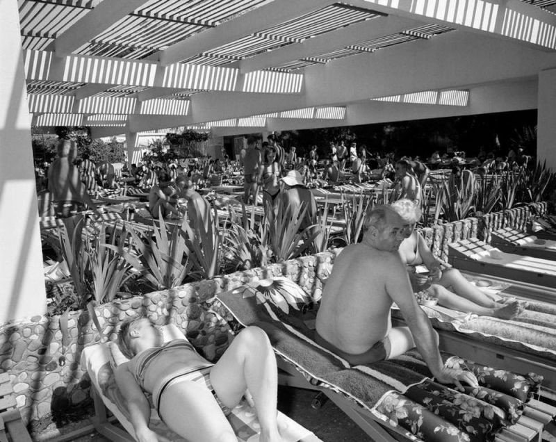 Отдых в Сочи, 1988 год